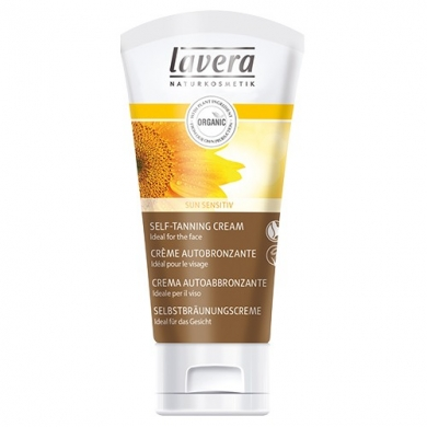 LAVERA -  Crème autobronzante visage