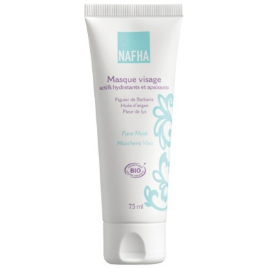 Masque hydratant et apaisant