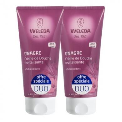 WELEDA - Duo Crème de Douche revitalisante