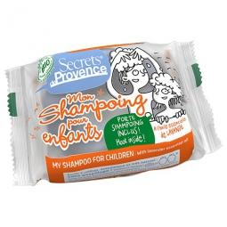 Shampooing solide pour enfants à la Lavande avec crochet
