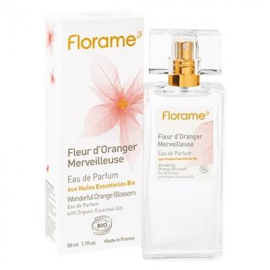 FLORAME -  Eau de Parfum Fleur d'Oranger Merveilleuse