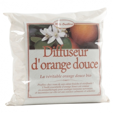 MILLE OREILLERS - Diffuseur d'Orange douce