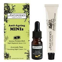 Anti-Ageing Minis - Kit voyage