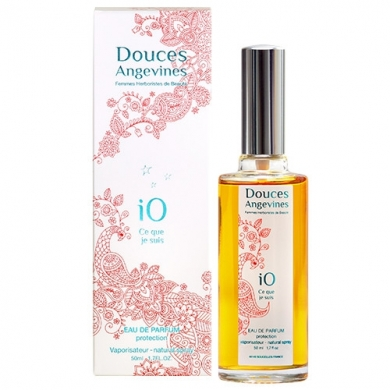 DOUCES ANGEVINES - Eau de parfum protection iO