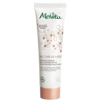 MELVITA - Crème Mains Réconfortante