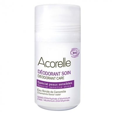ACORELLE - Déodorant Soin Peaux sensibles