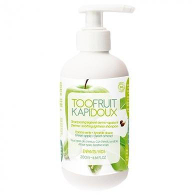 Shampooing Légèreté Dermo-Apaisant Pomme Amande