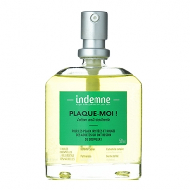 INDEMNE - Plaque-moi ! Lotion anti-irritante
