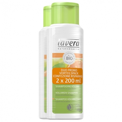 Duo Shampooing Volume Orange