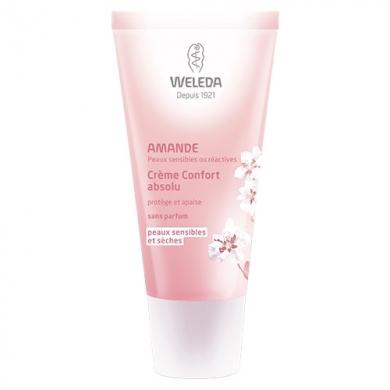 WELEDA - Crème confort absolu à l'Amande