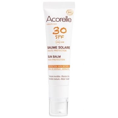 Baume Solaire SPF 30 Haute Protection