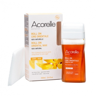 ACORELLE - Roll-on cire orientale Ylang