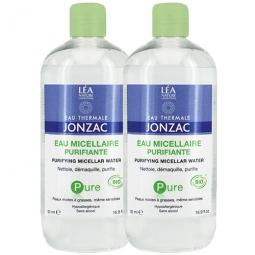 Duo eau micellaire purifiante