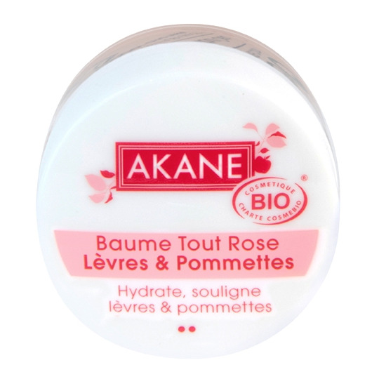 Baume Tout Rose Lèvres et Pommettes