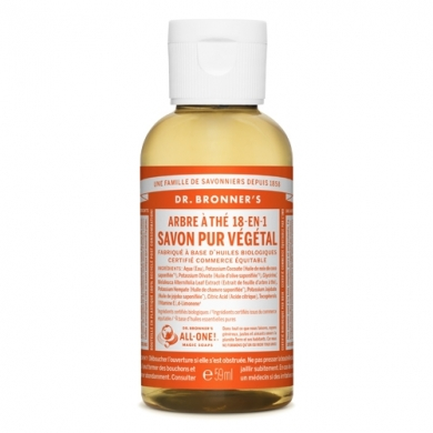 DR. BRONNER'S - Gel Lavant Tea Tree