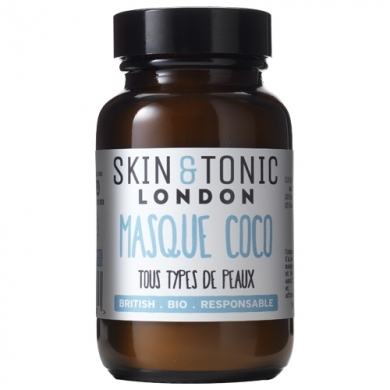 SKIN & TONIC - Masque Coco
