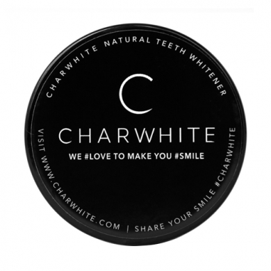 CHARWHITE - Blanchisseur naturel dents