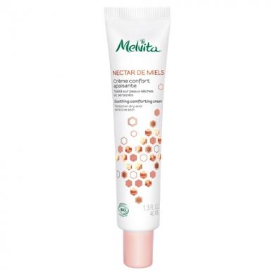 MELVITA -  Crème Confort Apaisante Nectar de Miels