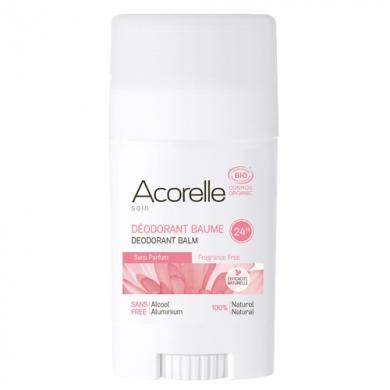 ACORELLE - Déodorant Baume Sans Parfum