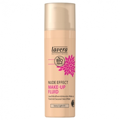 LAVERA - Nude Effect Make-up Fluide
