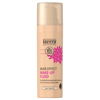 Nude Effect Make-up Fluide