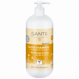 Shampooing brillance orange & coco