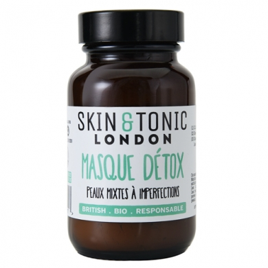 SKIN & TONIC - Masque Détox