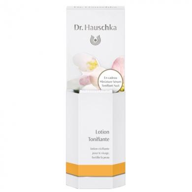 Dr. HAUSCHKA -  Lotion Tonifiante avec mini Sérum Tonifiant