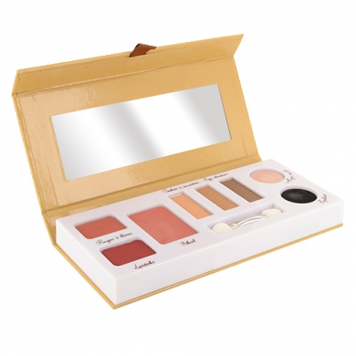 COULEUR CARAMEL - Palette Beauty Essential 2