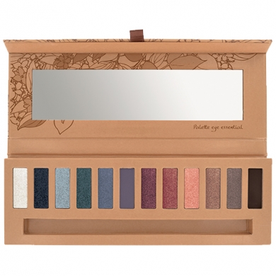 COULEUR CARAMEL - Palette Eye Essential 2