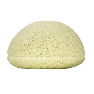 Konjac Peaux Mixtes - Argile Verte