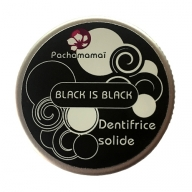 Dentifrice Solide - Black is Black