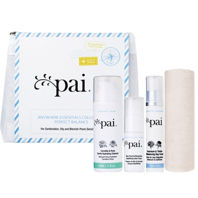 PAI SKINCARE - Kit de Voyage Perfect Balance