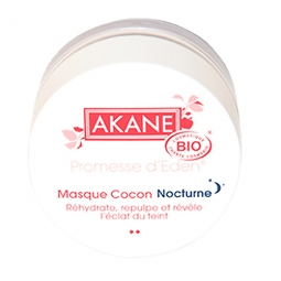 Masque Cocon Nocturne - Taille voyage