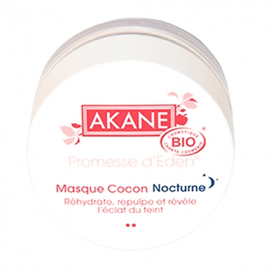 AKANE - Masque Cocon Nocturne - Taille voyage