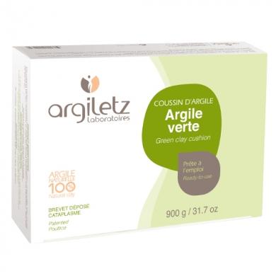 ARGILETZ - Cataplasmes d'Argile Verte
