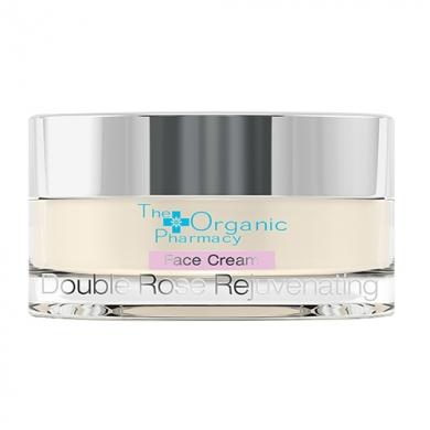 THE ORGANIC PHARMACY - Crème visage jeunesse double rose