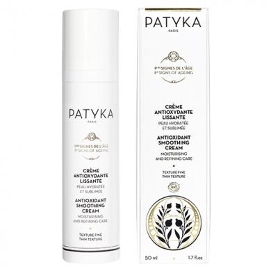 PATYKA - Crème antioxydante lissante - texture fine