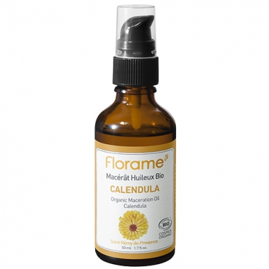 FLORAME - Macérat Huileux de Calendula