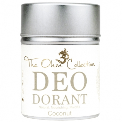 THE OHM COLLECTION - Déodorant Poudre Coco