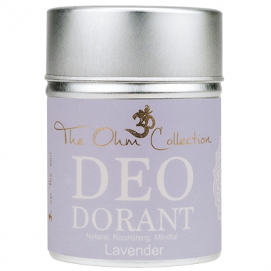 THE OHM COLLECTION - Déodorant Poudre Lavande
