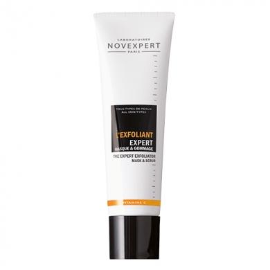 LABORATOIRES NOVEXPERT - Exfoliant Expert Masque & Gommage - Vitamine C