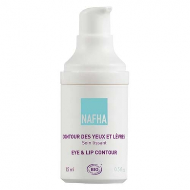 NAFHA - Soin lissant contour des yeux et lèvres