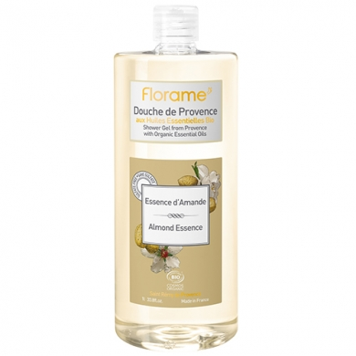 FLORAME - Gel douche Essence d'Amande