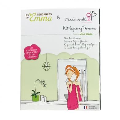 LES TENDANCES D'EMMA - Kit Layering Premium