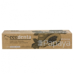 Dentifrice Papaye Blanchissant