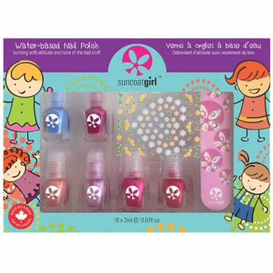 SUNCOAT GIRL - Kit Mini Mani