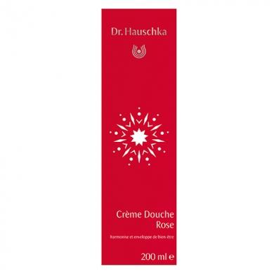 Crème Douche Rose Édition Limitée Noël