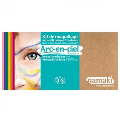 NAMAKI - Kit 8 Couleurs Arc-en-Ciel