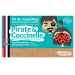 Kit 3 Couleurs Pirate & Coccinelle
